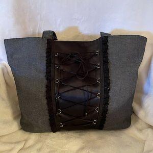 Victoria's Secret Corset Tote Bag